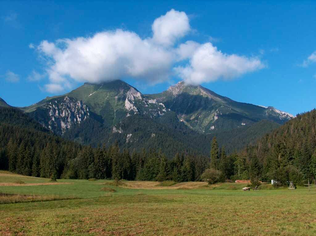 View from Ždiar to the <a href=