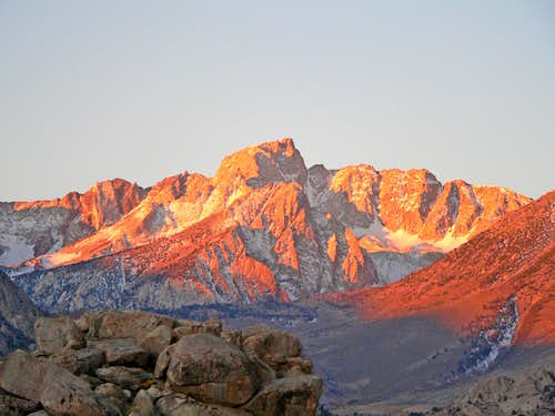 Sunrise on Mt. Humphreys