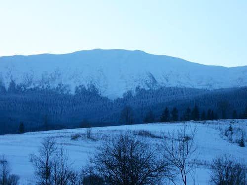 Babia Góra Mountain 3