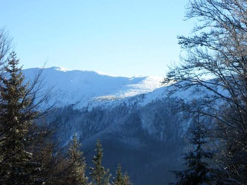 Babia Góra Mountain 4