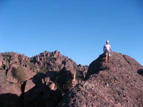 Walking the Ridge