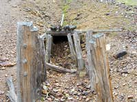 Abandoned Mineshaft