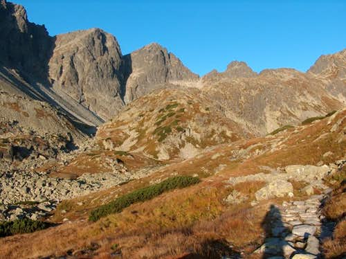 The ghosts of the Tatras