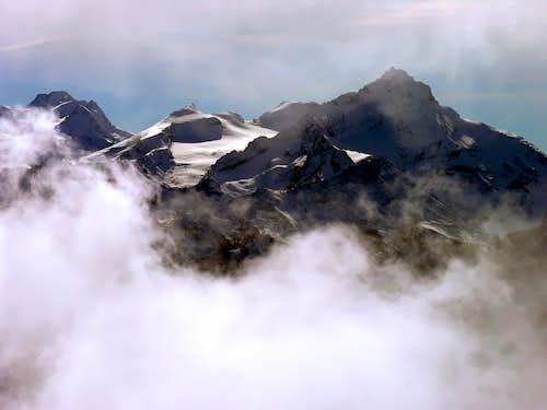 Punta Nera della Grivola