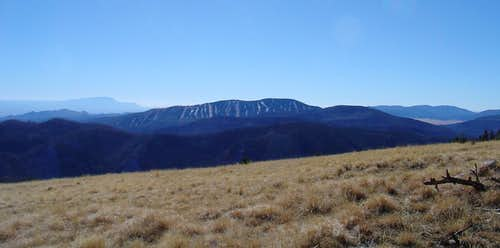 Pajarito Mountain