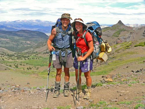 From Mexico to Canada on the Pacific Crest Trail, 17 miles a day!