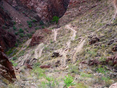 Bright Angle Trail