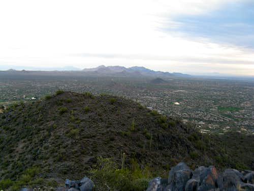Black Mountain - Peak
