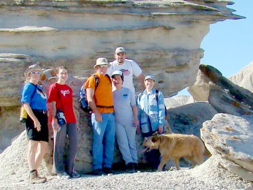 October 19 Hikers