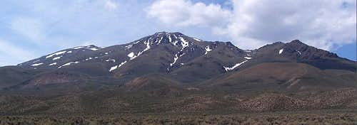 Pueblo Mountain