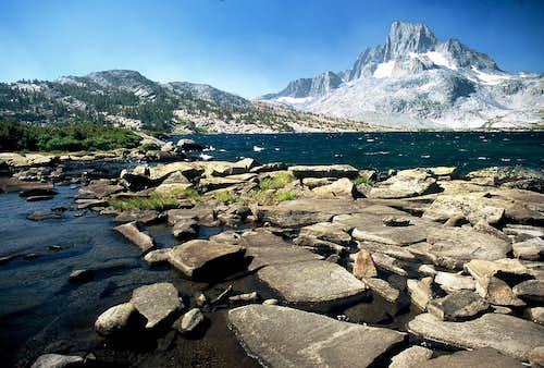 Peninsula of Thousand Island Lake