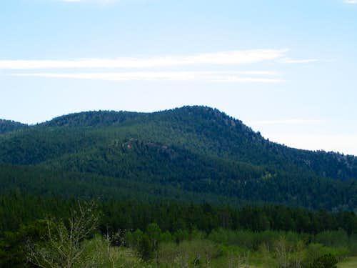 Windy Peak, Jefferson County, Colorado