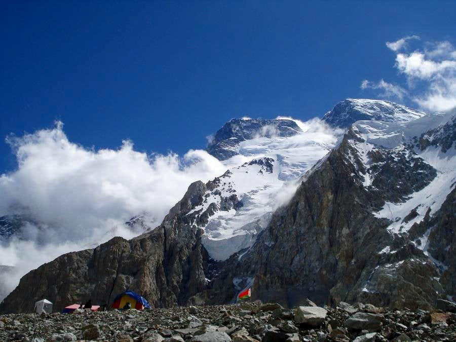Broad Peak Base Camp