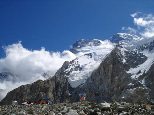 Broad Peak Base Camp