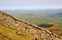 Mourne Mountains Wall III