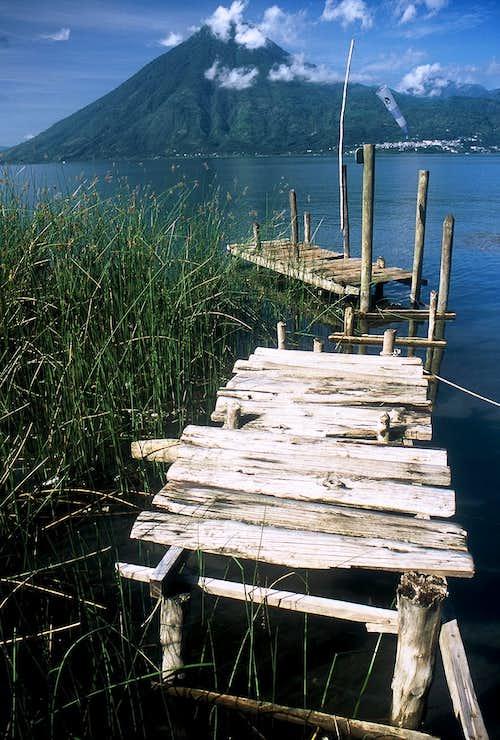 San Pedro and Docks