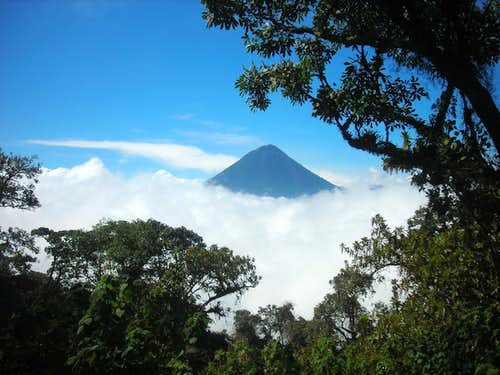 Volcano Zunil