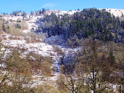Mt pisgah/West ampitheatre