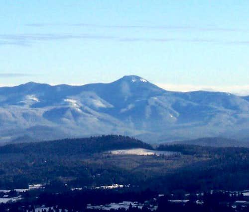 Mt June/ Summit Mt Pisgah
