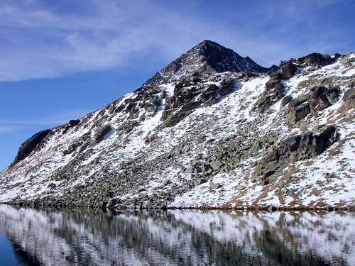 il monte Grauson mt. 3240...