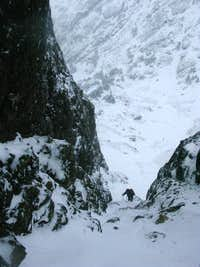 Main Snow Gully