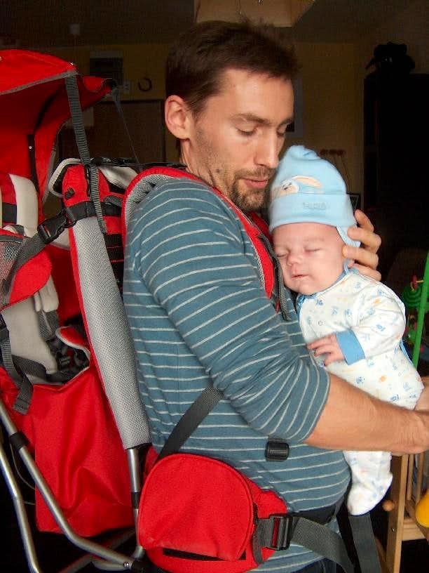 Nicolas and me