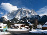 Mighty Zugspitze