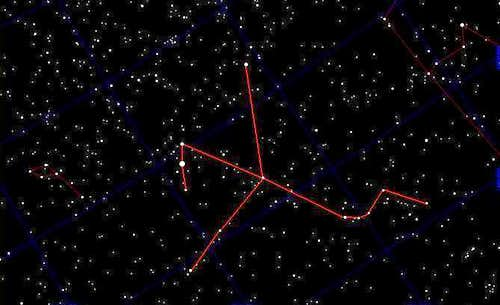 Aquilla Constellation