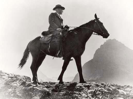 Centennial Series: A Historical Look at Glacier\'s Horse Trails
