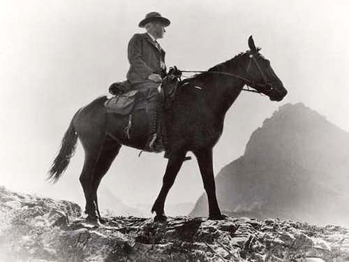 Centennial Series: A Historical Look at Glacier's Horse Trails