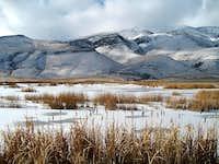 Ruby Lake Frozen