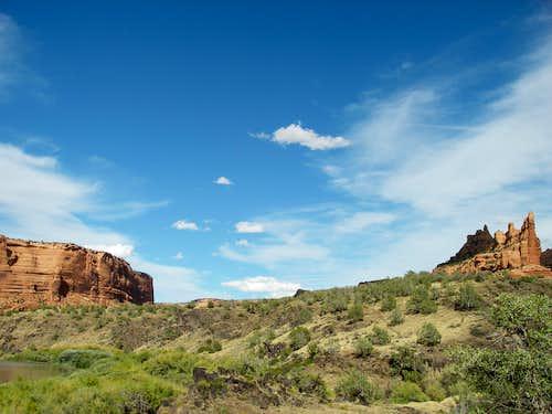 Scenery on the Colorado