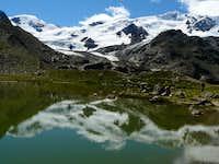 Forni Glacier