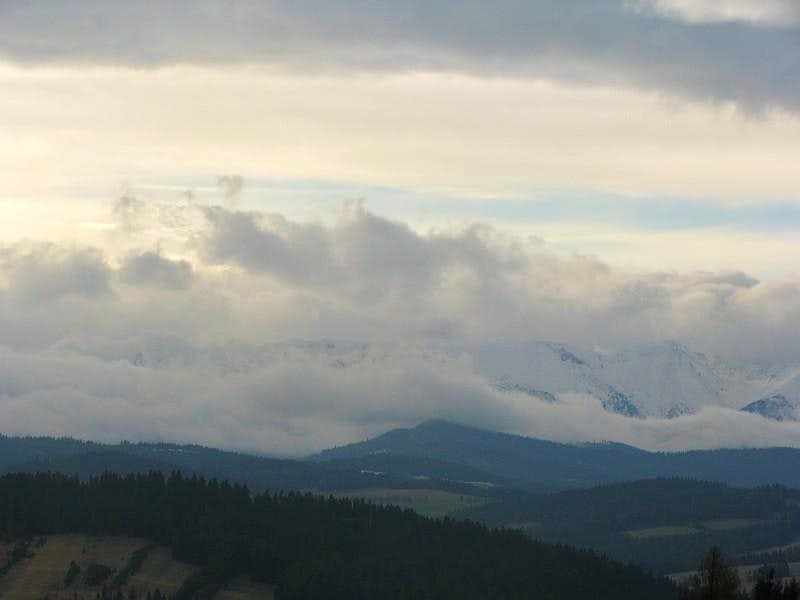 Jatky in clouds