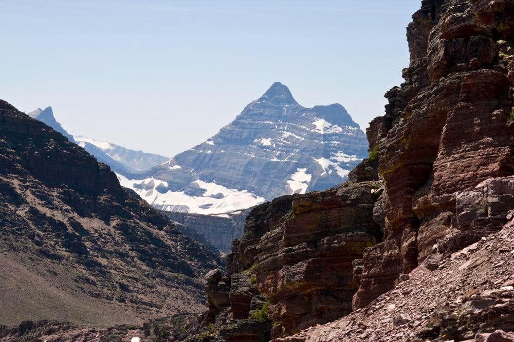 Cliffs — Mount Stimson
