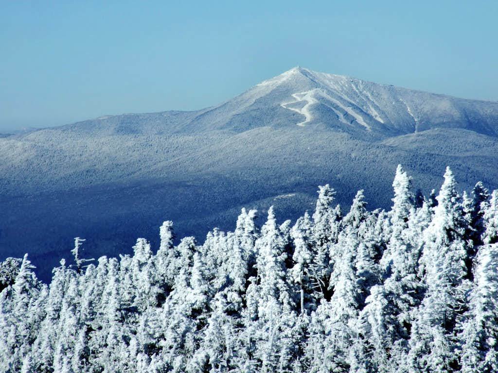 how tall is whiteface mountain