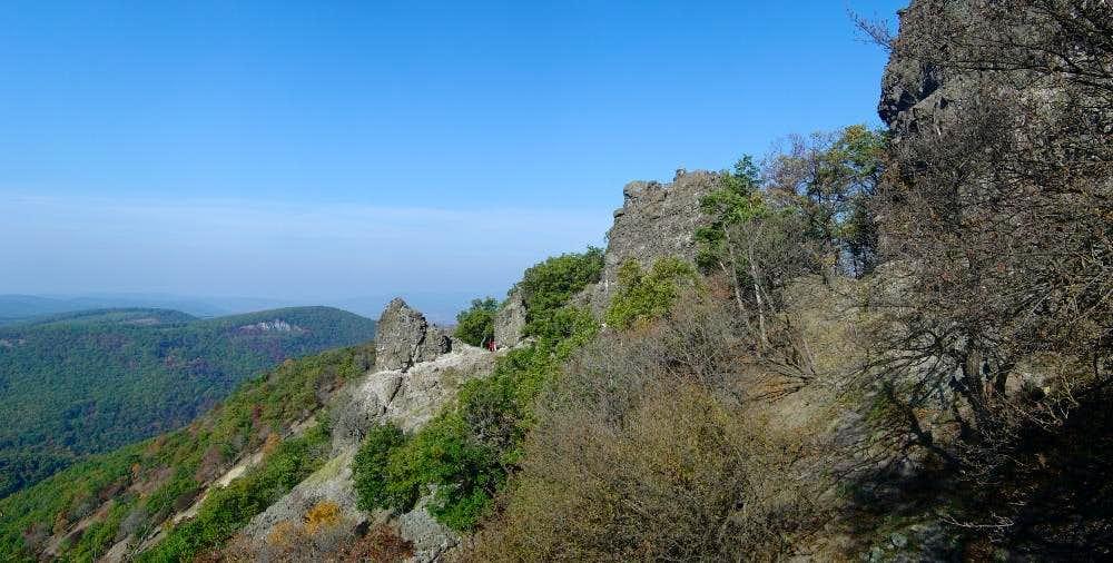 Sentinel rocks