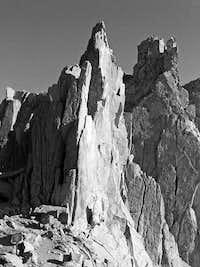 Sierra Rock Spires