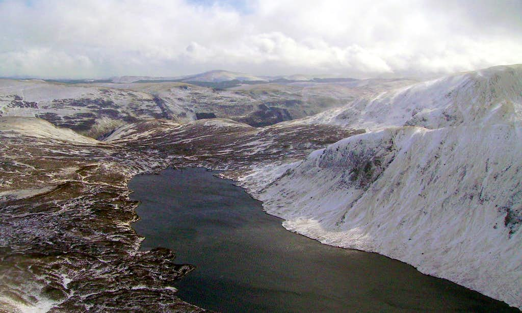 Loch Skeen / Skene from Lochcraig Head