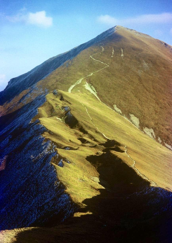 Ridge-Top Graben
