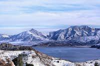 Lake Isabella Winter