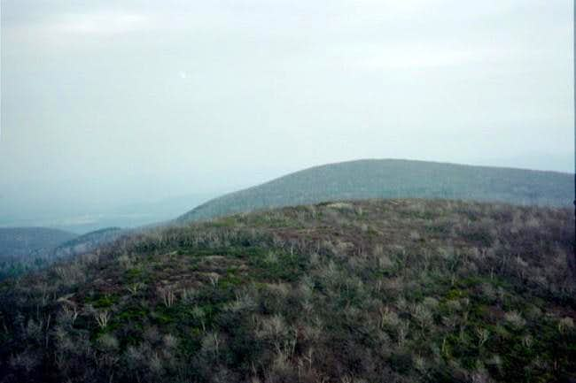 Mount Frissell (Southwest Shoulder)