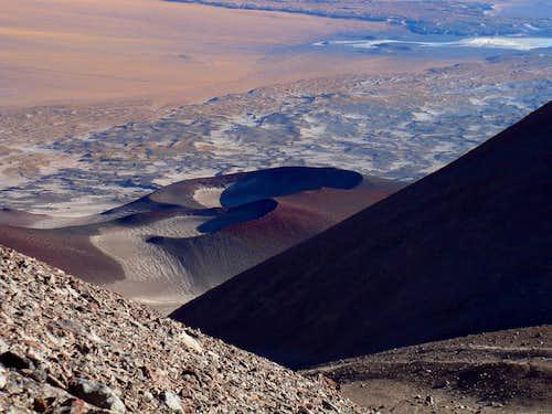 Volcancitos del Incahuasi