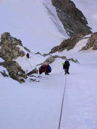 Shkhara NE Ridge