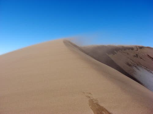 High Winds on High Dune