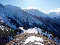 Xerolaki ridge
