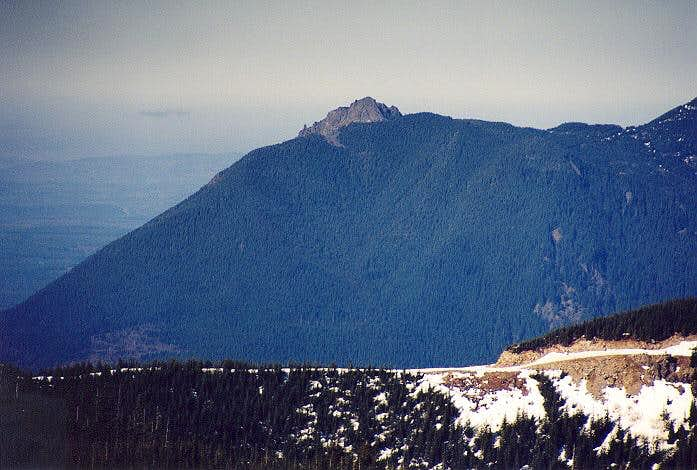 Mt. Si from the SSE (from...