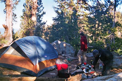 Star Lake Campsite