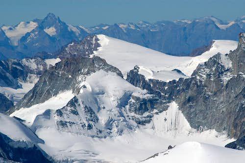 Pointe de Zinal - Tête de Valpelline