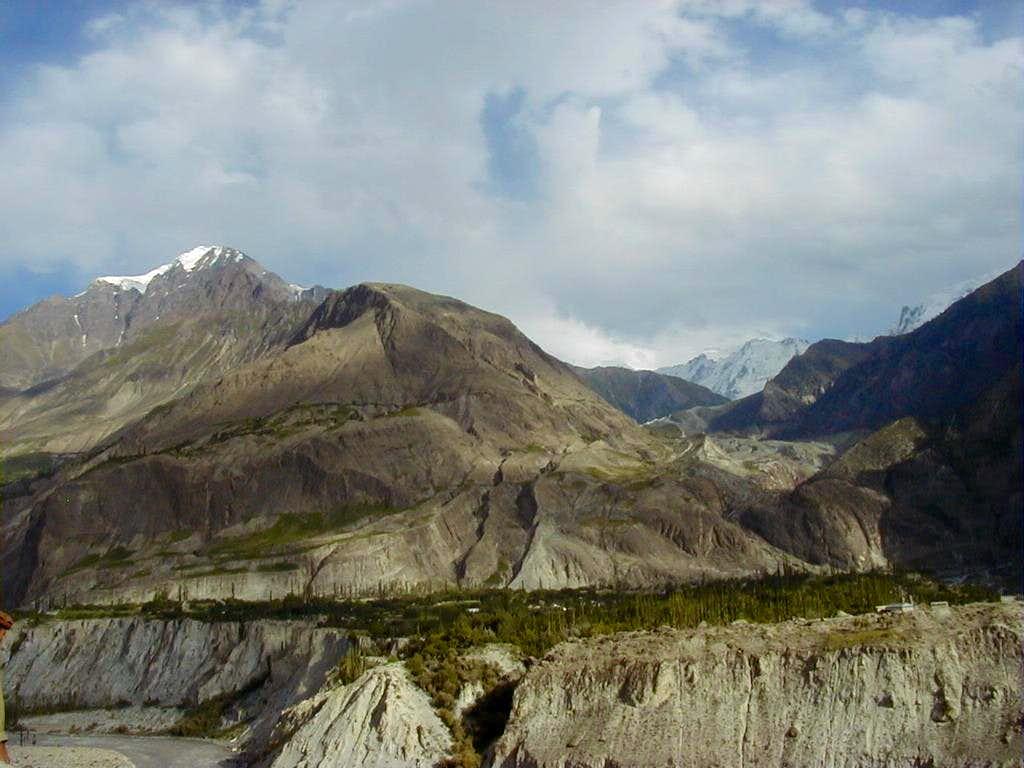 Nagar Valley, Northern Areas Pakistan